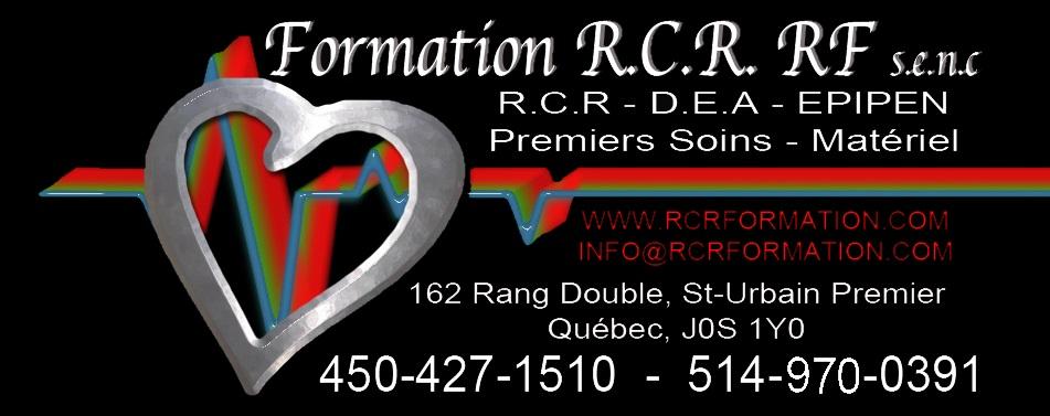 Formation RCR RF SENC