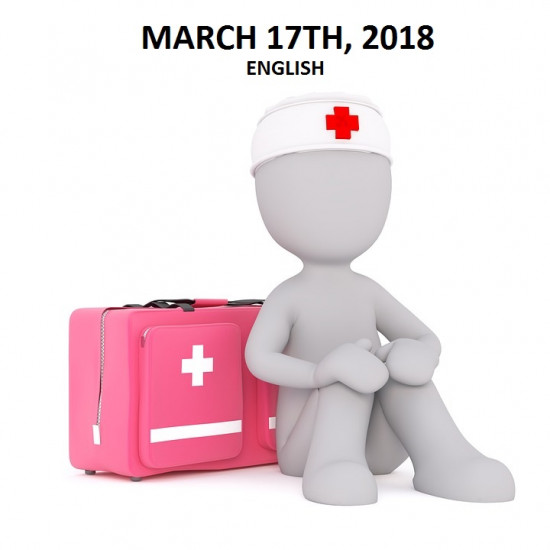 First Aid Training March 17th, 2018